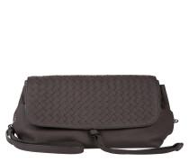 Tasche - Messenger Bag Intrecciato Nappa Leather Espresso
