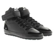 Sneakers - Bessy Sneaker Leather Black