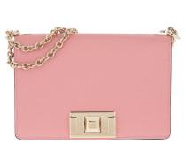 Umhängetasche Mimi Mini Crossbody Bag Pink