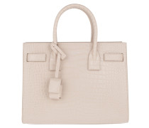Sac De Jour Baby Bond Fake Cocco Marble Pink Tote