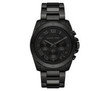 Brecken Gents Chronograph Black Armbanduhr