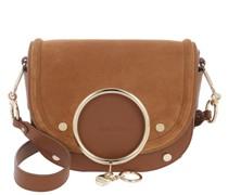 Umhängetasche Mara Crossbody Bag Leather Caramello