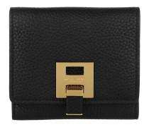 Bancroft Flap Wallet Black Portemonnaie