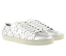 Star Sneakers Silver Sneakers