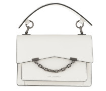 Satchel Bag Karl Seven Shoulderbag White