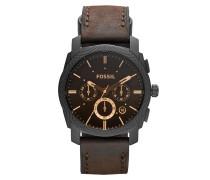 Uhr Machine Dress Watch Black