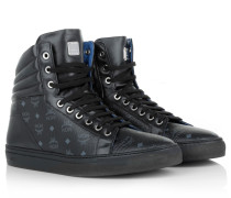 Men Carryover Hightop Sneaker Black