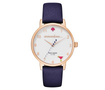 5 O`Clock Somewhere Metro Watch Rose/Lilac Armbanduhr