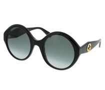Sonnenbrille GG0797S-001 54 Sunglass WOMAN ACETATE Black