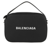 Umhängetasche Everyday Camera Bag Leather Black