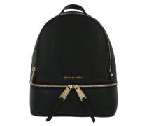 Rhea Zip SM Back Pack Black Rucksack