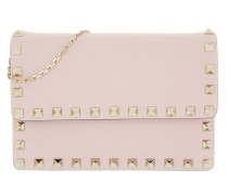 Rockstud Small Bag Calfskin Water Rose