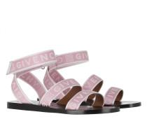 Sandalen 4G Webbing Sandals Pink White
