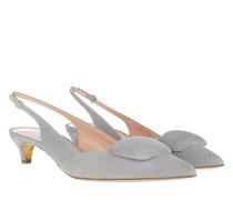 Loafers & Ballerinas Misty Low Heel Slingback
