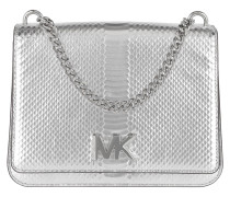 Swag Large Chain Shoulder Bag Silver