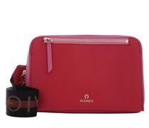 Umhängetasche Pisa Crossbody Bag Velvet Cake Red
