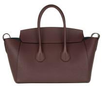 Tasche - Sommet Medium Calfskin Shopping Bag Merlot