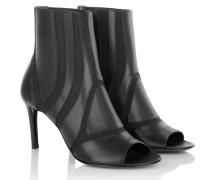 Boots & Booties - Bootie Open Toe Black