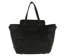 Fortyone Shoulder Bag Black Tote