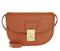 Umhängetasche Pashli Mini Saddle Belt Bag Cognac