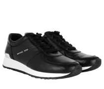Allie Trainer Black Sneakers