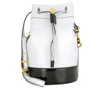 Tasche - Small Bucket Bike Bag White