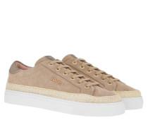 Sneakers Cotone Coralie Sneaker Cappuccino