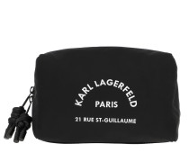 Necessaire Rue St Guillaume Washbag Black