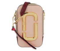 Umhängetasche The Hot Shot Shoulder Bag Leather Rose Multi