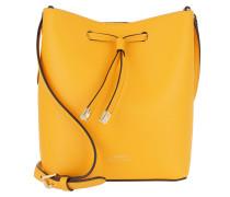 Dryden Drawstring Bag Smooth Sunflower/Porcini Beuteltasche