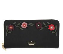 Lacey Wallet Black Portemonnaie schwarz