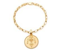 Armband Statement Libra Zodiac Art Coin Bracelet S/M
