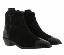 Boots Leather Black