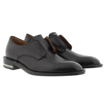 Loafers & Slippers - Derby Double Chain Noir