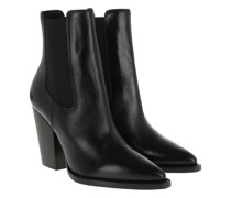 Boots & Stiefeletten Theo Chelsea Bootie Leather