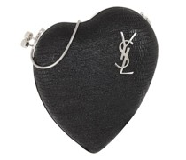 Clutches Heart Evening Bag