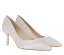 Pumps Coco Crystal Mid Pump Soft Ivory