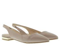 Ballerinas - Delia Ballerina Patent Rose