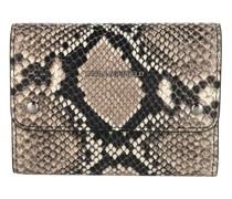 Portemonnaie Ikonik Snake Medium Flap Wallet