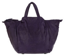 Noda Firenze Plain Tote Iris Purple