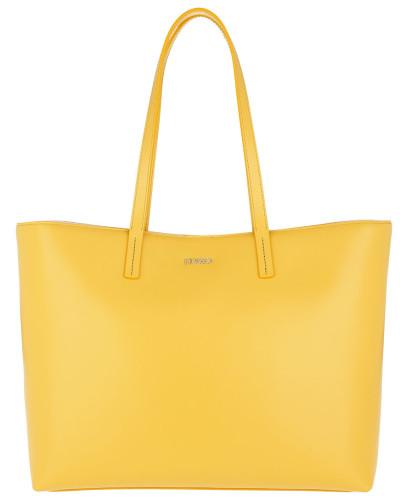 Shopper Downtown Shopping Bag Bright Yellow gelb