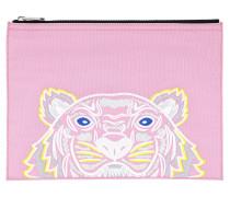 Icon A4 Pouch Flamingo Pink Pochette