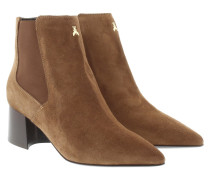Stivali Suede Boots Brown