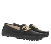 Schuhe Anna Moccassin Black