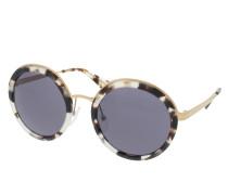 PR 0PR 50TS 54 UAO6O2 Sonnenbrille braun