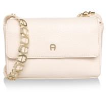 Tasche - Abby Mini Crossbody Bag Pearl White