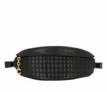 Bauchtaschen C Charm Belt Bag Quilted Leather