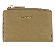 Portemonnaie Credit Card Hold.Grainy Leather