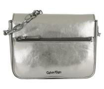 Night Out Small Shoulder Bag M Gun Metal Pochette