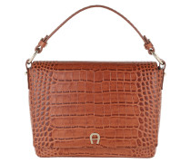 Satchel Bag Tara Cognac